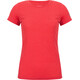 super.natural W's 140 Base Tee Clove Red